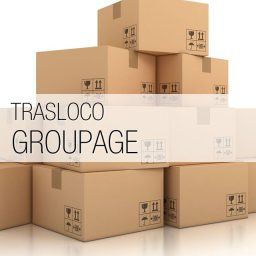Trasloco in Groupage